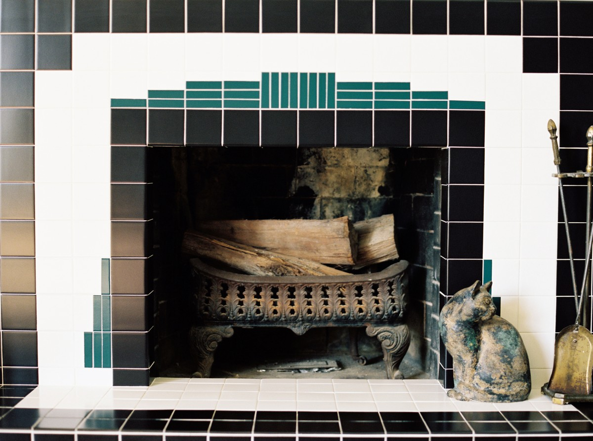 Hayes Fireplace