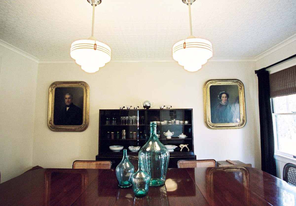 Hayes Dining Paintings